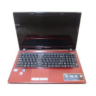 Asus K53E XR1 Red 500GB Core i3 15 6 Laptop Notebook