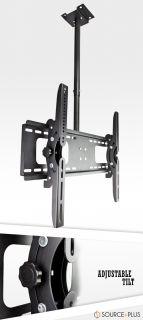 PC Tilt TV Wall Mount Ceiling 32 37 42 46 50 52 60 LCD LED Plasma