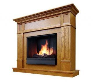 Camden Vent Free Gel Fuel Wall/Corner Fireplace —