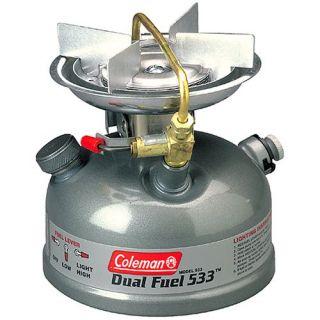 Coleman 1 Burner Dual Fuel Sporter II Liquid Fuel Stove