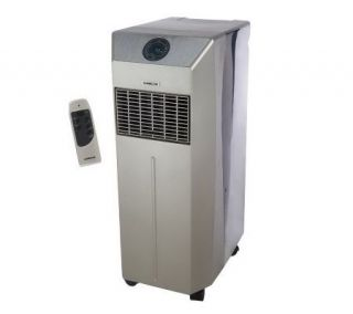 Amcor 14,000 BTU Portable Air Conditioner w/RemoteControl —
