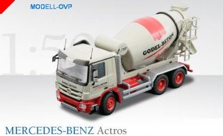 Version auf Mercedes Benz Actros 3 Conrad Con 7215