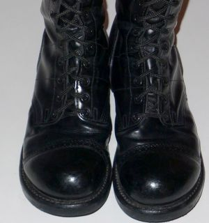 CORCORAN 1500 MILITARY PARATROOPER COMBAT JUMP BOOTS SIZE 11 D