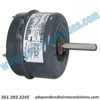 GE Condenser Fan Motor 1 4 HP 5KCP29JCA053BS Am Std Trane