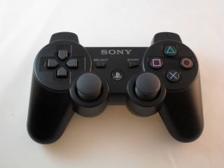 For sale is a Playstation 3 controller which has a microchip installed