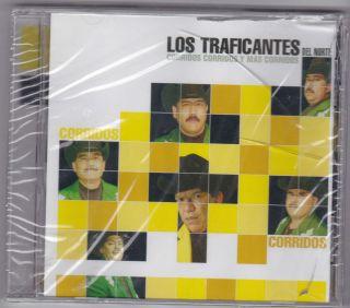 LOS TRAFICANTES DEL NORTE Corridos y Mas Corridos Tejano Tex Mex CD