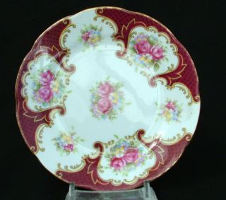 Collingwood China Chelsea pattern side plates