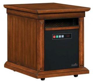 Duraflame Livingston Quartz Heater with Remote   H353309