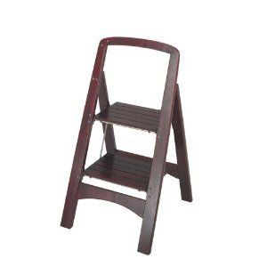 Cosco 225 Pound Folding 2 Steps Step Stool Ladder Ladders Foot Kitchen