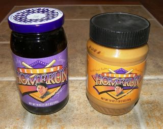 Colorado Rockies Todd Heltons Homerun Collectible Peanut Butter Jelly