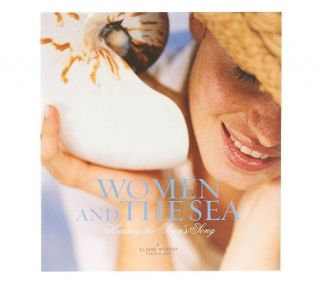 Claire Murray Women & the SeaAutographed Coffee Table Book —