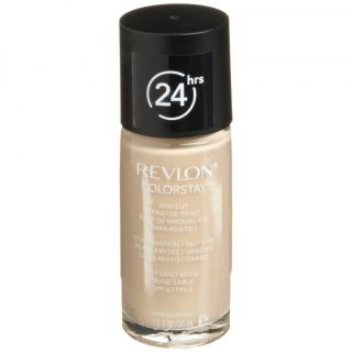 Revlon ColorStay 24hrs Foundation Care SAND BEIGE COMB OILY SKIN