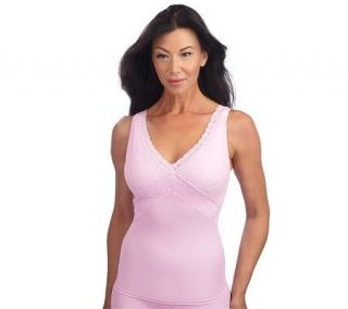 Breezies Curve & Contour by Flexees Lace Definition Shaping Cami