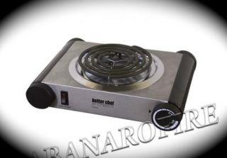 New Dorm Room Hot Plate Cook Top Single Electric Range Portable Burner