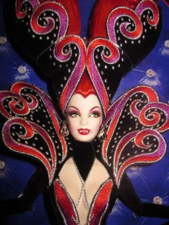 Countess Dracula by Bob Mackie High Couture Goth NRFB