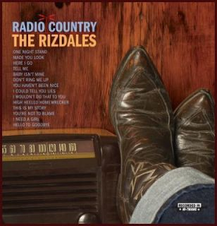 cent cd rizdales radio country country sealed condition of cd still