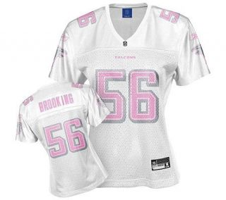 NFL Atlanta Falcons Keith Brooking Womens Fashion Jersey —
