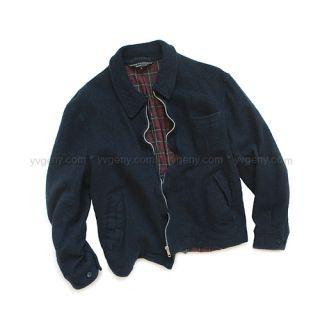 Comme Des Garcons Homme Plus Boiled Wool Jacket JUNYA Watanabe