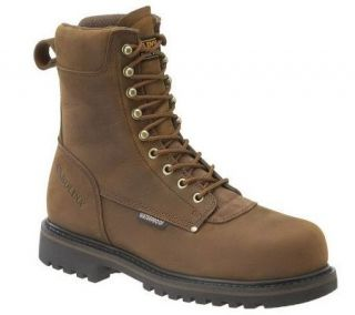 Carolina Boots Mens Waterproof RuggedWork Boot —