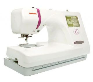 Janome Memory Craft 350E Embroidery Machine —