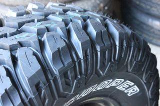 NEW LT 265 75 16 Cooper Discoverer STT Mud Terrain Tires R16 OWL