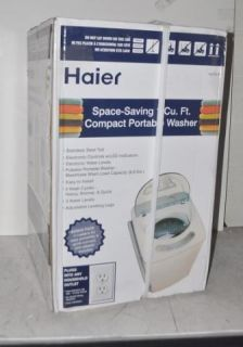 Haier HLP21N Compact Portable Clothes Washing Machine Freestanding Top