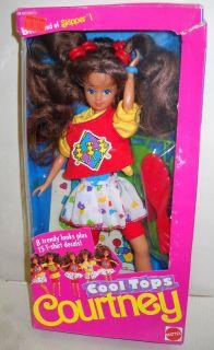 199 Cool Tops Courtney Skipper Barbie