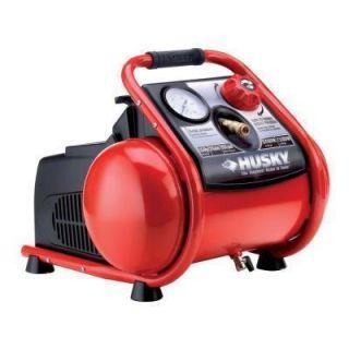 Trim Plus 3 Gallon Portable Electric Air Compressor H1503TP R