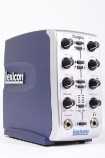 Lexicon Omega Desktop Recording Studio Bundle Regular 886830416323