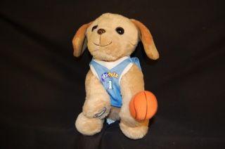 Basketball Player UBI Petz Brown Soft Cute Dog Toy Stuffed Animal