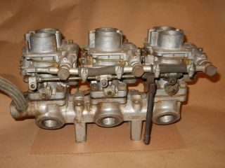 FIAT Ferrari DINO Intake MANIFOLD with 3 WEBER 40DCNF CARBURETORS