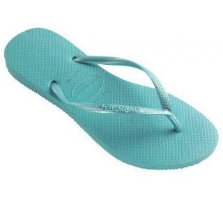 Havaianas Slim Casual Flip Flops —