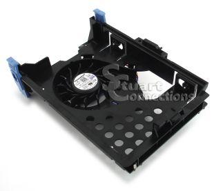 Dell Optiplex 780 SFF Hard Drive Caddy w Fan NH645 NY290
