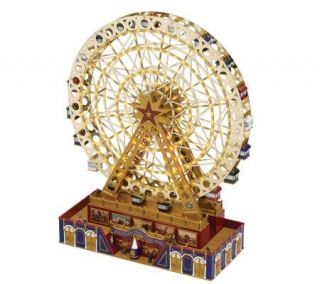 Mr. Christmas Worlds Fair Grand Ferris Wheel —