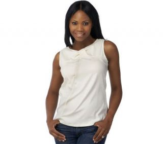 Kathleen Kirkwood Stretch Sheath Camisole with a Twist —