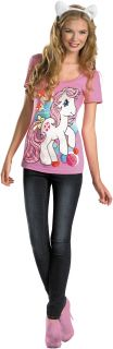 my little pony adult costume kit disguise description includes shirt