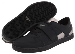 Creative Recreation Mens Pinelli Low Top Shoes in Black Gunmetal Size