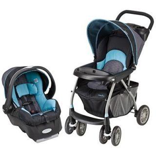 Journey 300 Car Seat Stroller Travel System BLUE KOI ~BRAND NEW