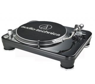 Audio Technica AT LP240 USB Direct Drive Turntable w/ USB —