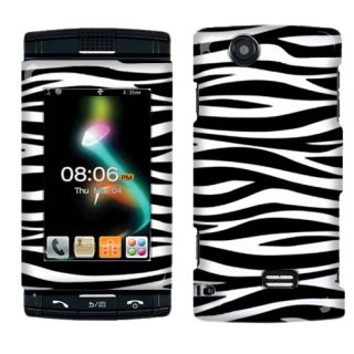 Black White Zebra Accessory Case Cover at T Sharp FX Cell Phone