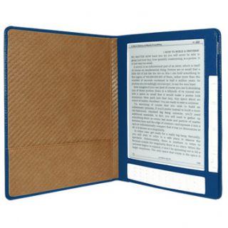 Piel Frama 452 Blue Leather Case for  Kindle DX E Reader