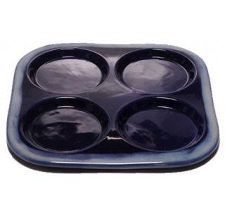 Tumbleweed Pottery Muffin Top Pan   K133093