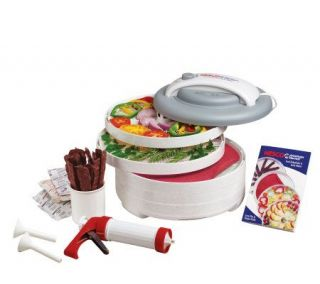 American Harvest Snackmaster Express DehydratorAll In One Kit