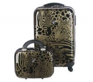 Heys Serengetti Hardside 2 Piece Luggage Set —