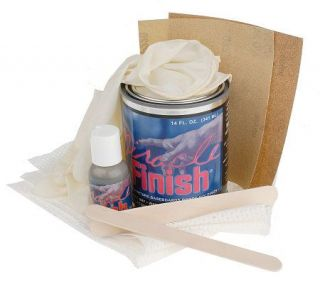 Miracle Finish Wood Stain Refinishing and Restoration Kit —