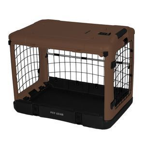 Petgear The Other Door Steel Crates Dog Cat Rabbit s M L