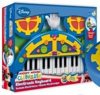 NEW MICKEY MOUSE CLUBHOUSE ELECTRONIC KEYBOARD