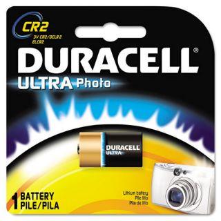 Dur DLCR2BPK Duracell Ultra High Power Lithium Battery CR2
