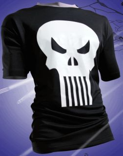 Pure Hero Punisher Crew Dri Fit Sports Shirt Size Large