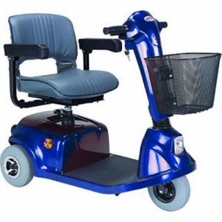 New CTM HS 320 3 Wheel Electric Power Mobility Scooter